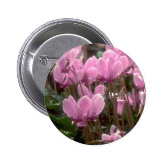 Flores rosadas pins