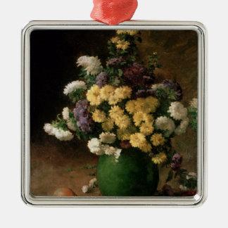 Flores y fruta, 1880 ornamento de reyes magos