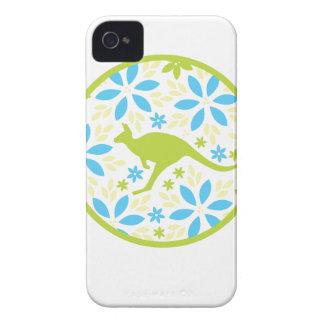 Flores y Roos Funda Para iPhone 4 De Case-Mate
