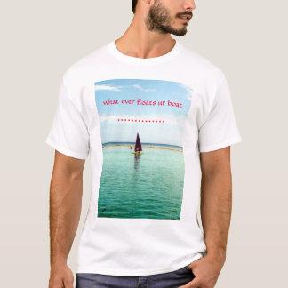 flota la salmuera del ur camiseta