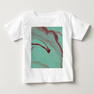 Flotación lejos camiseta de bebé