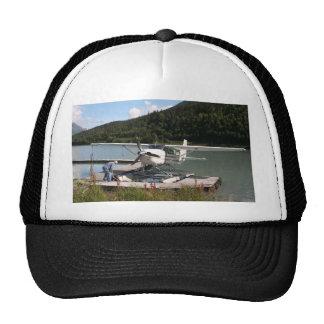 Flote plano, lago trail, Alaska 2 Gorra
