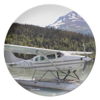 Flote plano, lago trail, Alaska 3 Plato