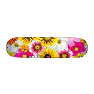 [FLOW-001] Flower power Monopatín Personalizado