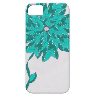 Flower2 iPhone 5 Case-Mate Fundas