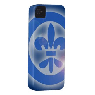 Ho Oponopono Flor de lis - Lis Flower - Shine Healing Effects iPhone 4 Funda