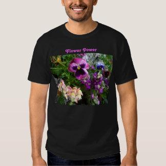 Flower power camisas
