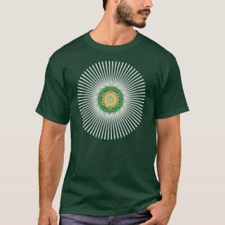 Flower power de DES Lebens de la vida/de Blume Camiseta