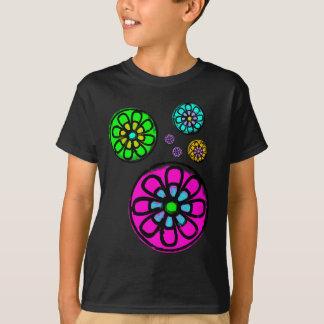 Flower power de Fibonacci Camiseta