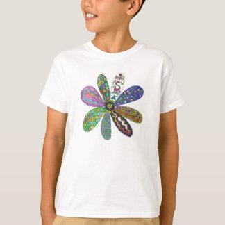 Flower power de la curación SMA Camiseta