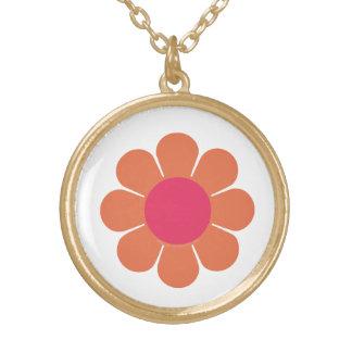 flower power de los años 70 joyerías