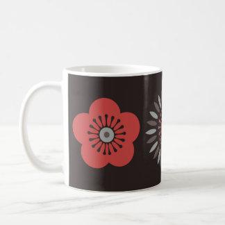 Flower power del MCM Taza De Café