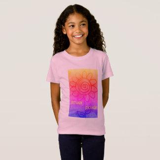 flower power t camiseta