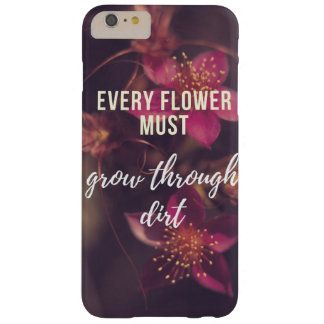 Flowers Funda Barely There iPhone 6 Plus