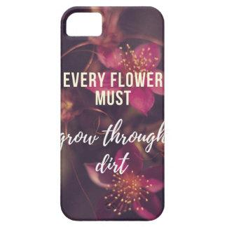 Flowers Funda Para iPhone SE/5/5s