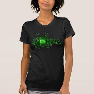 Fluo verde camisetas