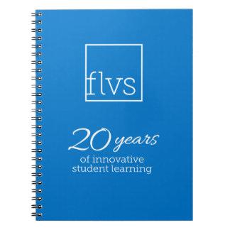 FLVS 20 años de cuaderno