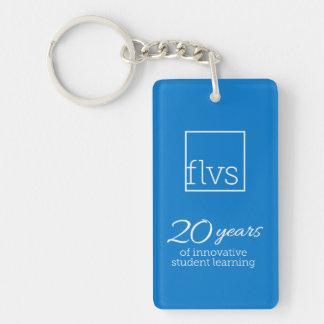 FLVS 20 años de llavero