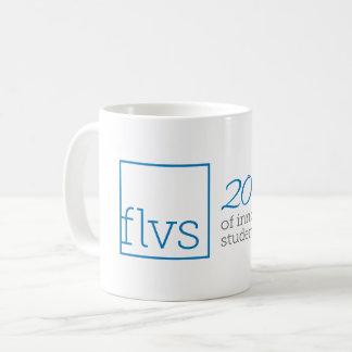 FLVS 20 años de taza