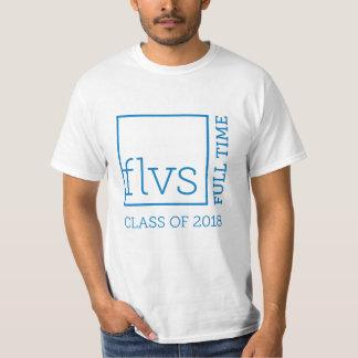 FLVS a tiempo completo 2018 camisetas unisex