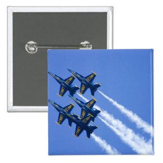 Flyby de los ángeles azules durante semana de 2006 pin