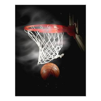 Flyer Aviador del baloncesto