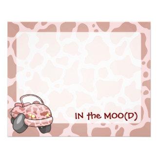 Flyer Coche del MOO