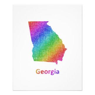 Flyer Georgia