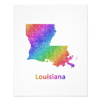 Flyer Luisiana