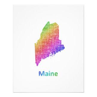 Flyer Maine
