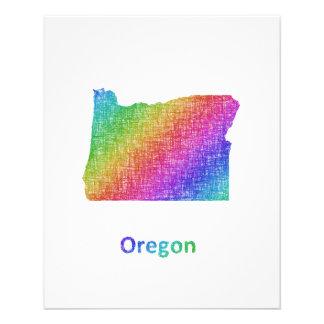 Flyer Oregon