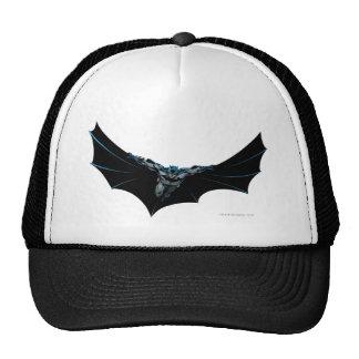 Flys de Batman con el cabo grande Gorros Bordados