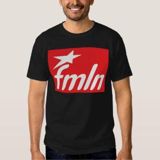 fmln El Salvador Camisetas