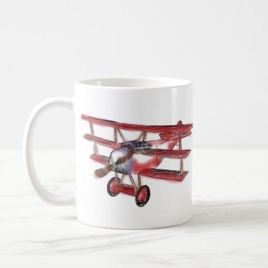 Fokker Dr.I Taza De Café