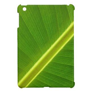 Folha de bananeira capas para iPad mini