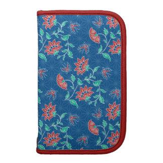 Folio floral del batik de Aiyana Planificadores