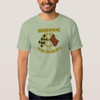 Follow the monkeys camisetas