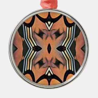 Fondo abstracto artístico del negro moderno del adorno de cerámica