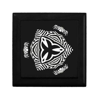 fondo abstracto caja de regalo