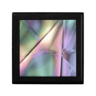 fondo abstracto joyero cuadrado pequeño