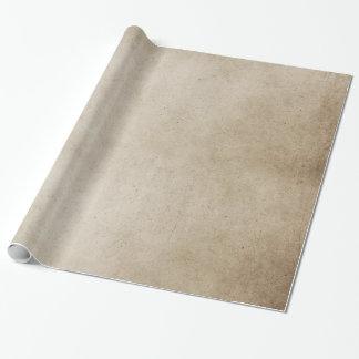 Fondo antiguo de papel del pergamino de Brown del