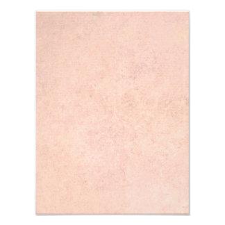 Fondo antiguo del papel del rosa del pergamino del impresion fotografica