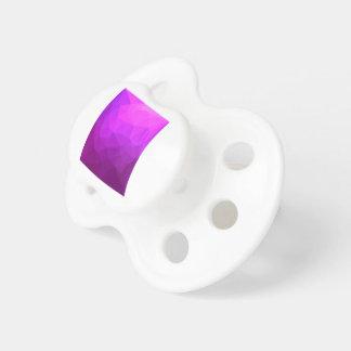 Fondo bajo abstracto púrpura bizantino del chupete