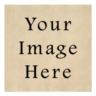Fondo beige del papel de pergamino del ante del vi póster