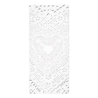 Fondo blanco de la imagen de la tela del cordón lonas personalizadas