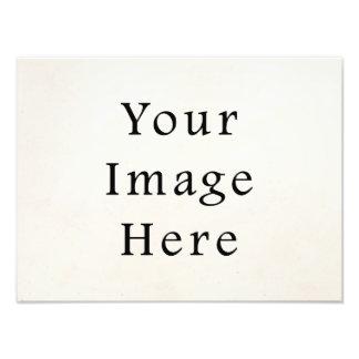 Fondo blanco de papel de pergamino de los 1850s de fotografías