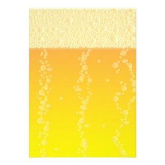 Fondo de la cerveza