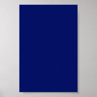 Fondo de los azules marinos en un poster