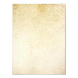 Fondo de marfil del papel de pergamino del Grunge Fotografias