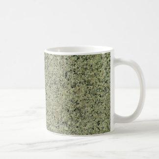 Fondo de mármol gris manchado de la textura taza clásica